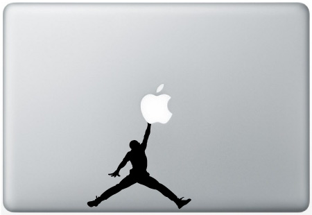 MacBook Jump Man
