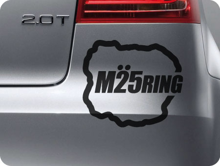M25Ring Sticker