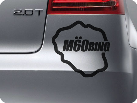 M60Ring Sticker