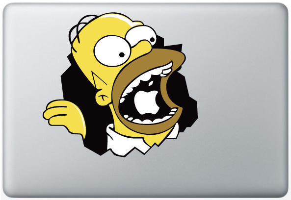 MacBook Homer