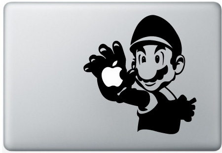 MacBook Mario Apple