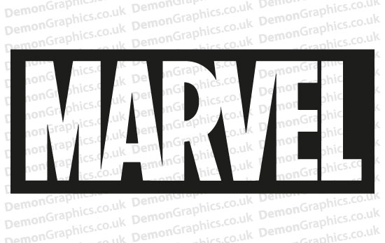 Marvel Comics Sticker