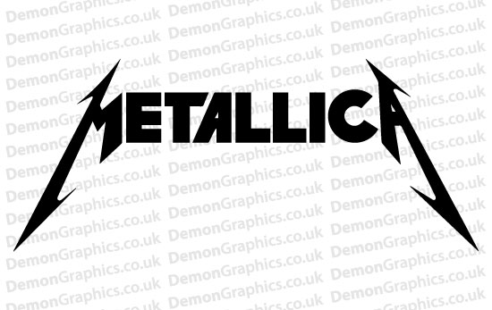 Metallica Sticker