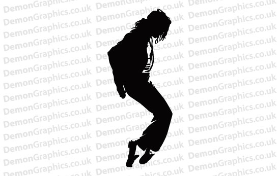 Michael Jackson 5 Sticker