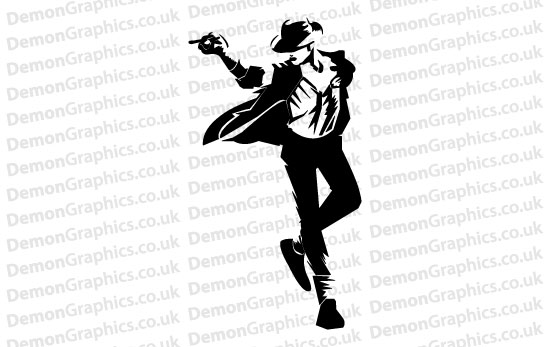 Michael Jackson 6 Sticker