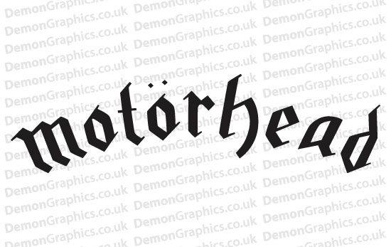 Motorhead Sticker