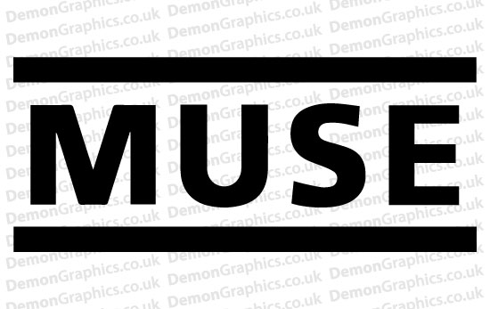 Muse Sticker