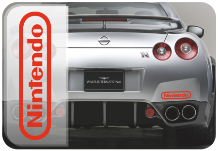 Nintendo 2 JDM Graphic