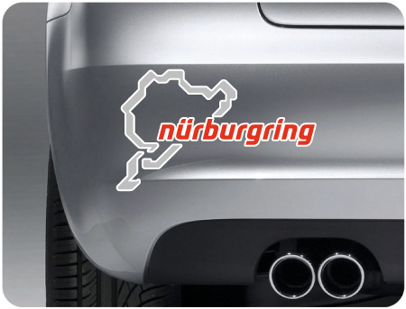 Nurburgring Colour Graphic