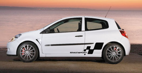 Car Graphics 033 Renault Sport 2