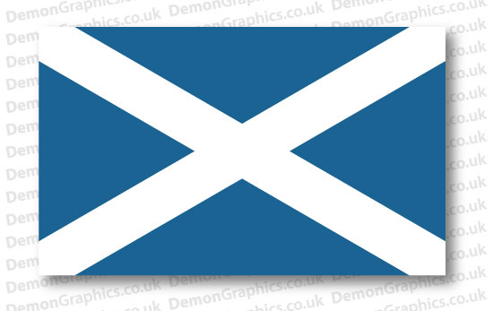 Scotland Flag (Pair)