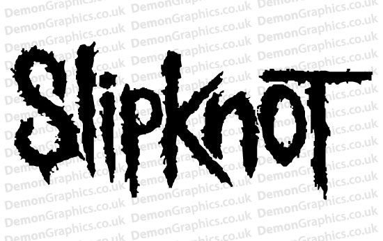 Slipknot Sticker