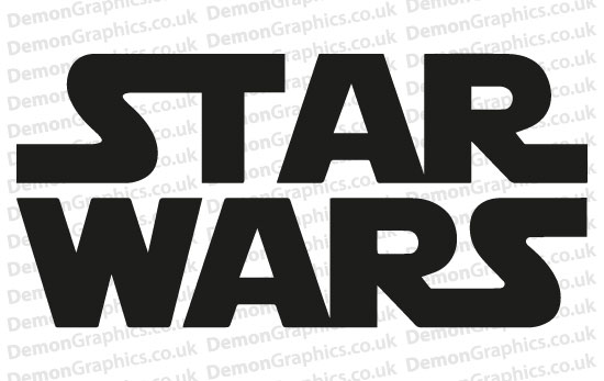 Star Wars 1 Sticker