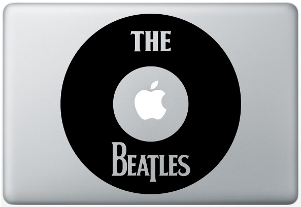 MacBook The Beatles 3