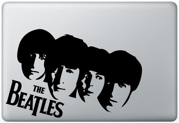 MacBook The Beatles 1