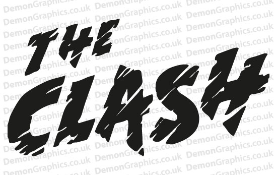 The Clash Sticker