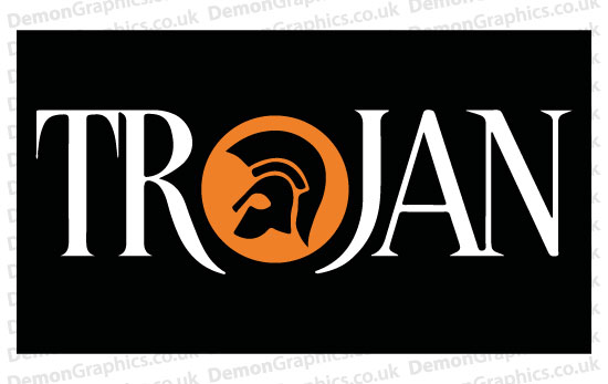 Trojan Records 1 Sticker