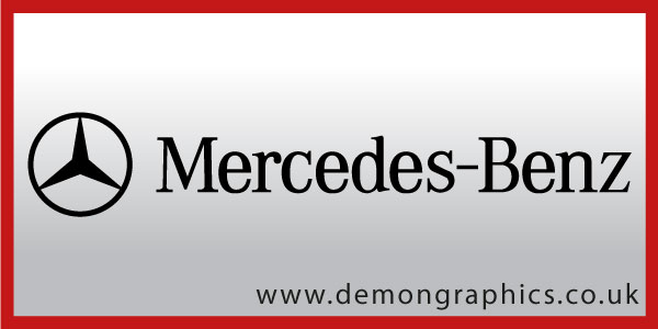 Mercedes Badge