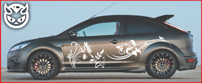 Car Graphics 013 �65.00 both sides