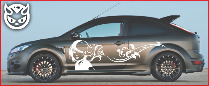 Car Graphics 015 £65.00 both sides