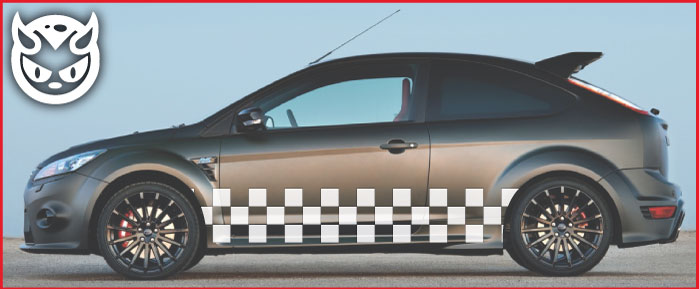 Car Graphics 024 �45.00 both sides