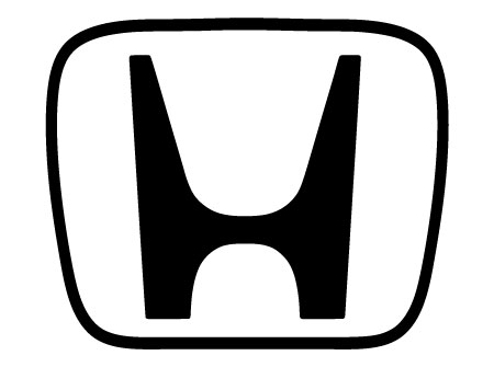Honda H Logo (pair of)