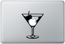 MacBook Apple Martini
