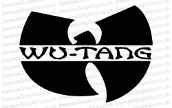 Wu-Tang Clan Sticker