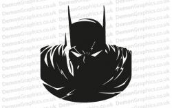 Batman 7 Sticker