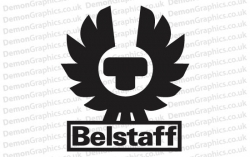 Bike Decal (Pair of) Belstaff