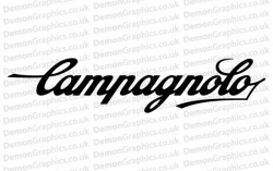Cycling Decal (Pair of) Campagnolo