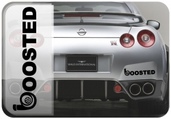 JDM Boosted Decal