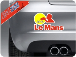 Le Mans Drinking 2013 Sticker