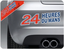 Le Mans Colour Sticker
