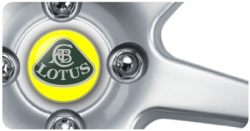 Wheel Centre Badges - Lotus (set of 4)