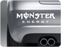 Monster Sticker 3 (pair of)