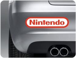 Nintendo Retro Sticker