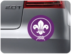 Scouts Badge Sticker