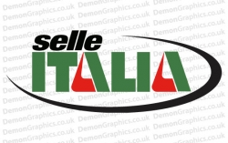 Cycling Decal (Pair of) Selle Italia