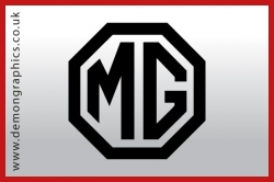 MG badge