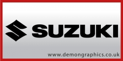 Suzuki badge