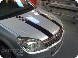 Bonnet Stripes Bonnet Stripes Car Graphics By - Graphics for car bonnets