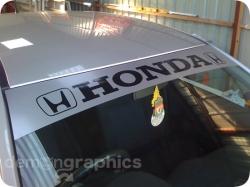 Sunstrip 080 Honda Sunstrip 080 Honda 14 99 Car Graphics