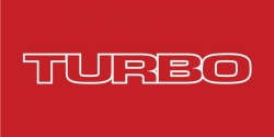 Old Skool Classic Sticker: turbo (Pair)