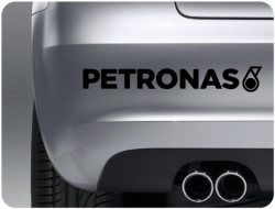 Petronas sticker (pair)
