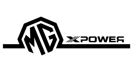 MG X Power 2 Sticker