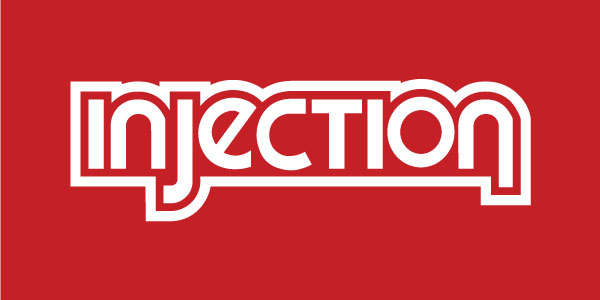 Old Skool Classic Sticker: injection (Pair)