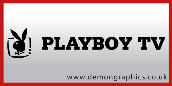 Playboy Sticker 004 (Pair)