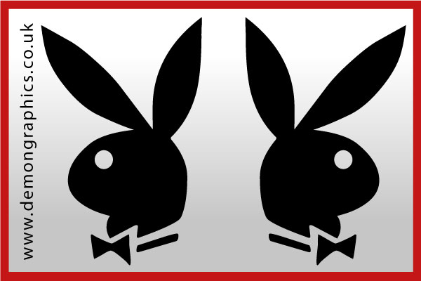 Playboy Sticker 006