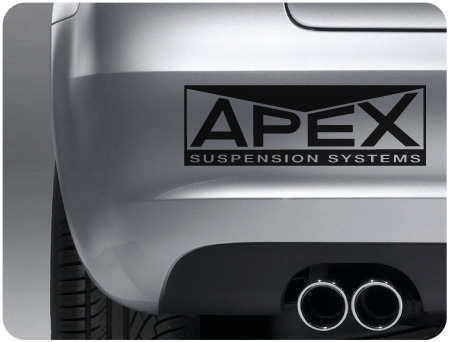 Apex Suspension sticker (pair)
